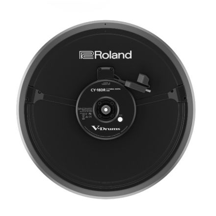 Roland CY-18DR 18 Inch V-Cymbal (Digital). Compatible w/TD-50 Drum module only
