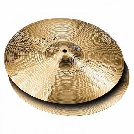 Paiste Signature 13 Dark Crisp Hi Hat Cymbals
