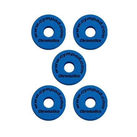Cympad Chromatics Set 40/15mm Blue (5pcs)