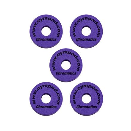 Cympad Chromatics Set 40/15mm Purple (5pcs)