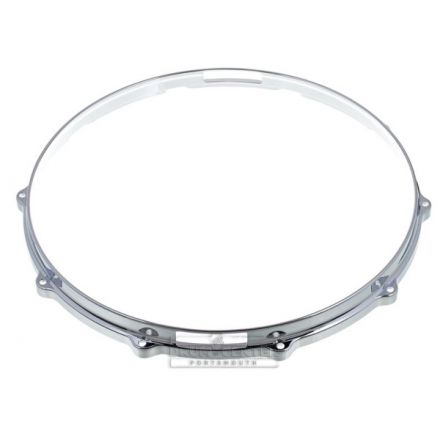 """Pearl Mastercast Die Cast Drum Hoop 14"""" 10-Hole Snare Side"""