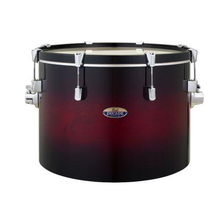 """Pearl Decade Maple 20""""x14"""" Gong Bass Drum - Gloss Deep Redburst"""