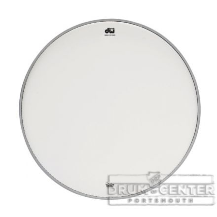 DW Tom Heads: 13 Inch Double A Coated Batter Drum Head