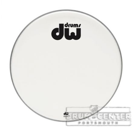 DW Bass Drum Heads: 20 Inch Double A Coated Bass Drum Head