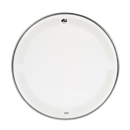 DW Drum Heads : 12 Inch Coated Clear Drum Head