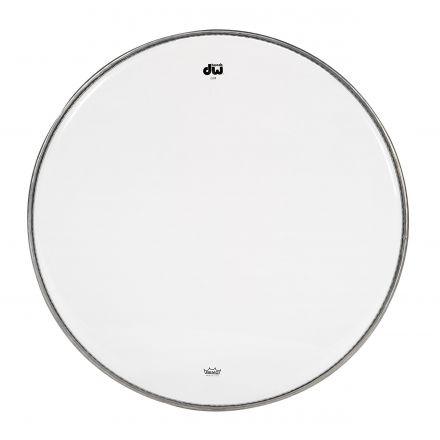 DW Drum Heads : 16 Inch Clear Drum Head