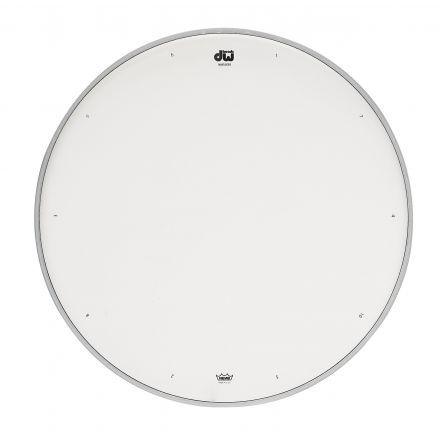 DW Drum Heads : 10In Coated Snare Head W/ Tuning Sequenc