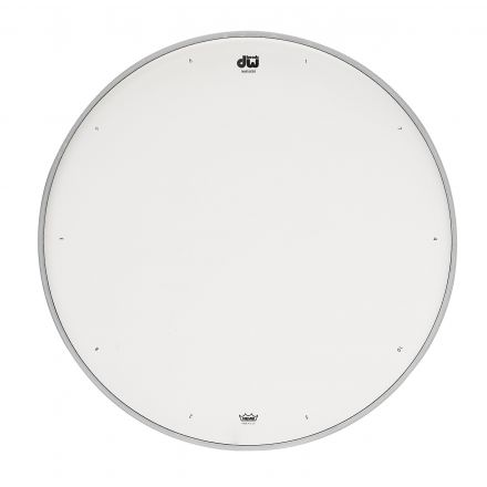 DW Drum Heads : 12In Coated Drum Head W/ Tuning Sequence