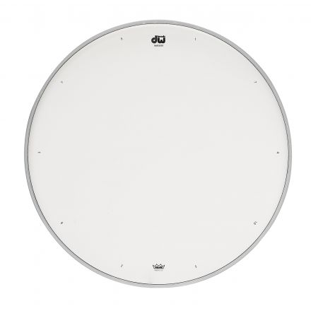 DW Drum Heads : 13In Coated Drum Head W/ Tuning Sequence