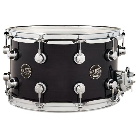 DW Performance Series Lacquer Snare Drum 14x8 - Ebony Stain