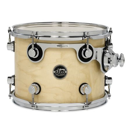 DW Performance Series Lacquer Rack Tom - 12x9 - Natural Lacquer