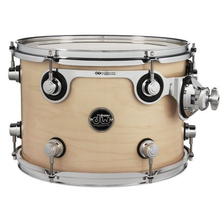 DW Performance Series Lacquer Rack Tom - 13x9 - Natural Lacquer