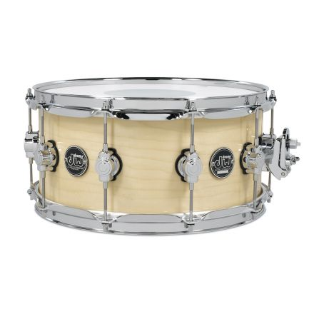 DW Performance Series 14x6.5 Snare Drum - Natural Lacquer