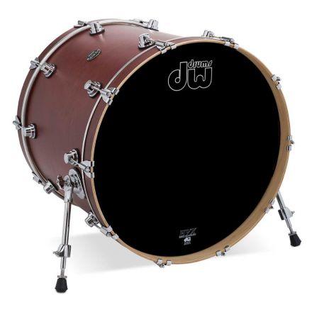 DW Performance Bass Drum 22x18 Satin Tobacco