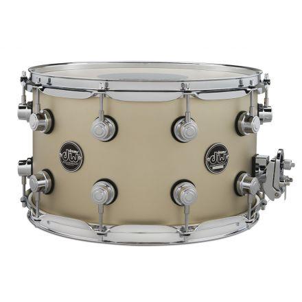 DW Performance Series 14x8 Snare Drum - Hard Satin Gold Mist