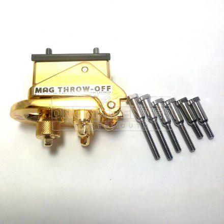 DW Drum Parts : Mag Throw-Off Gold