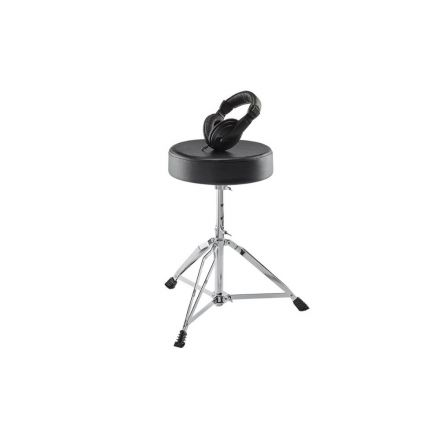 Alesis Headphones and Seat Add-on Package For e-drums