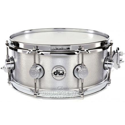 DW Collectors Cast Aluminum Snare Drum 13x5.5 Chrome Hardware