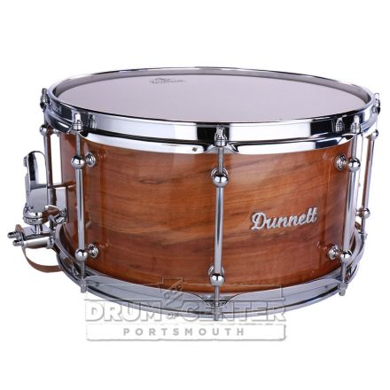 Dunnett Classic Dream Time Flamed Myrtle Snare Drum 14x7