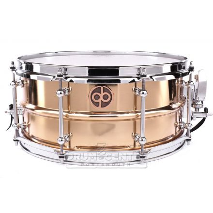 Dunnett Classic Gergo Borlai Bronze Snare Drum 14x6.5
