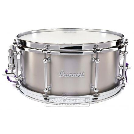Dunnett Classic Titanium Snare Drum 14x6.5