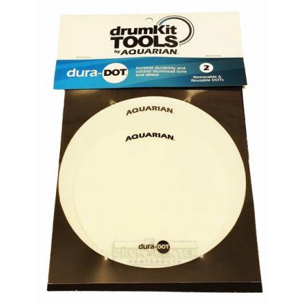 Aquarian duraDOT Tom/Snare Tone Control Patch 2pack