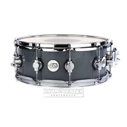 DW Design 14x5.5 Snare Drum - Steel Gray