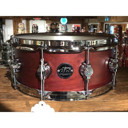 DW Performance Snare Drum 14x5.5 Satin Tobacco