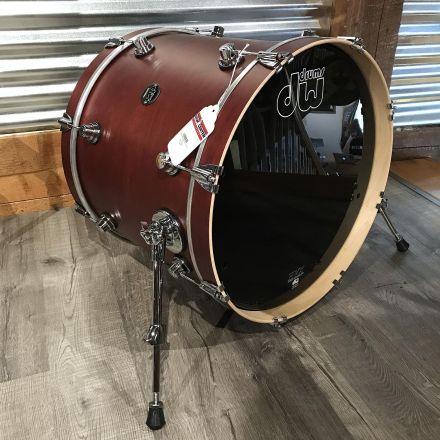 DW Performance Bass Drum 20x16 Satin Tobacco