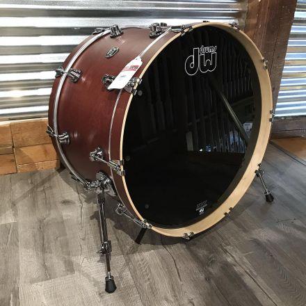 DW Performance Bass Drum 24x14 Satin Tobacco