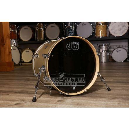 DW Performance Series Bass Drum 20x16 - Hard Satin Gold Mist