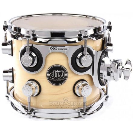 DW Performance Series 10x8 Tom - Natural Lacquer STM