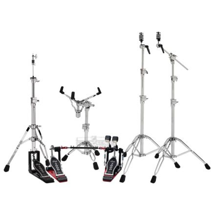 DW 5000 Hardware Pack with Double Bass Drum Pedal