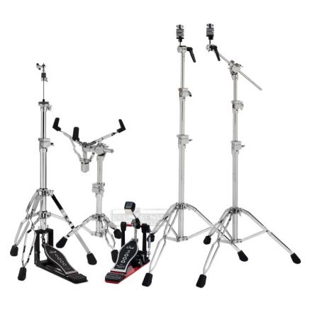DW 5000 Hardware Pack with Single Bass Drum Pedal