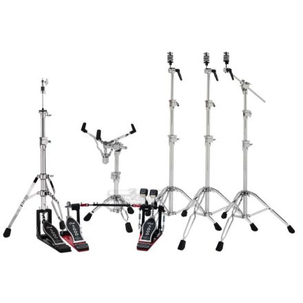 DW 5000 Touring Drummers Hardware Pack w/Double 5000 Pedal
