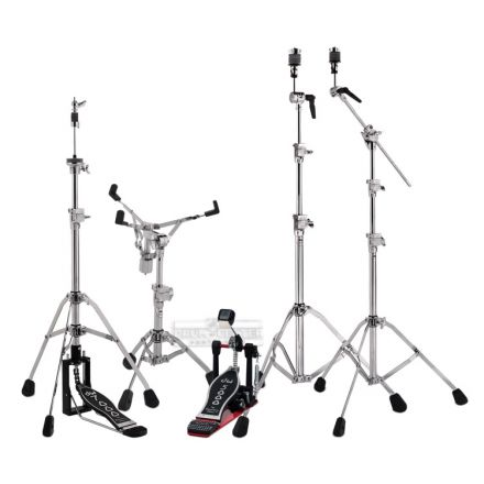 DW 7000 Hardware Pack with 5000 Bass Drum Pedal