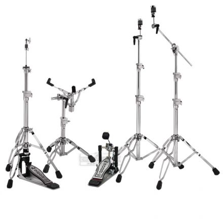 DW 9000 Hardware Pack with Single Bass Drum Pedal