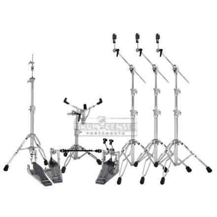 DW 9000 & MDD Hardware Pack with Double Chain Drive Pedal