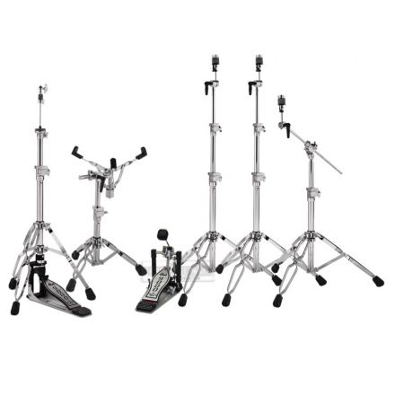 DW 9000 Touring Drummers Hardware Pack w/Single 9000 Pedal