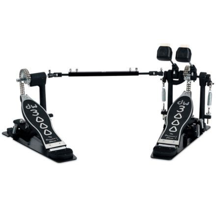 DW Pedals : 3000 Series Double Bass Drum Pedal