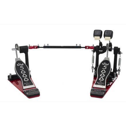 DW 5002 Double Pedal w/Bag, Single Chain