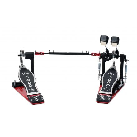 DW Pedals : Delta 2 Double Turbo Pedal With Case