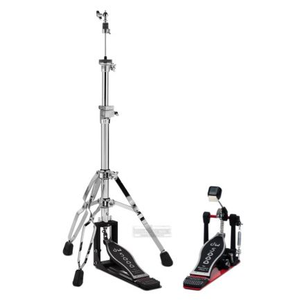 DW 5000 Bass Drum Pedal & Hi Hat Stand Combo