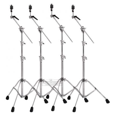 DW 7000 Cymbal Boom Stand Combo Pack of 4