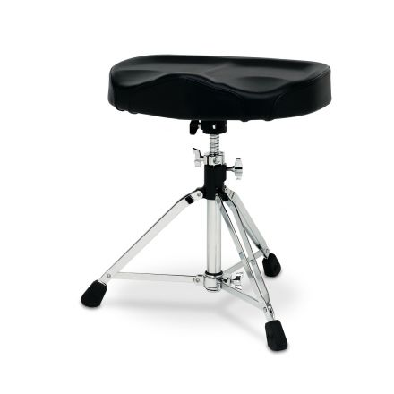 DW DWCP9120M 9000 Series Heavy Duty Throne With Motorcycle Seat Top