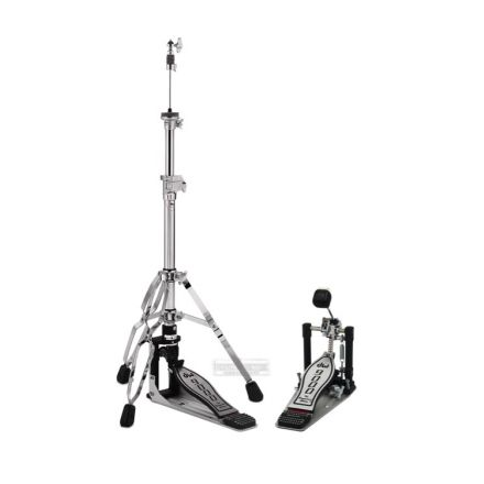 DW 9000 Bass Drum Pedal & Hi Hat Stand Combo