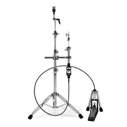 DW DWCP9503LB4 9000 Series Remote Hi-Hat with Mount - 4' Cable