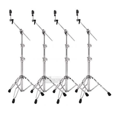 DW 9000 Cymbal Boom Stand Combo Pack of 4