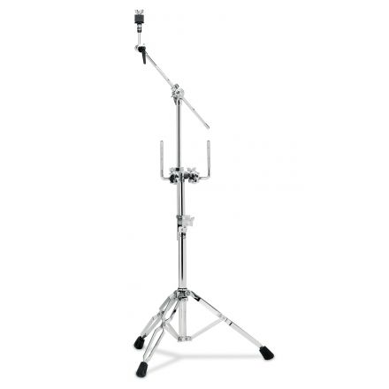 DW DWCP9934 9000 Series Double Tom Stand With 934 Cymbal Boom Arm
