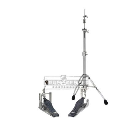 DW 9000 & MDD Pedal and Hi Hat Stand Combowith Single Direct Drive Pedal